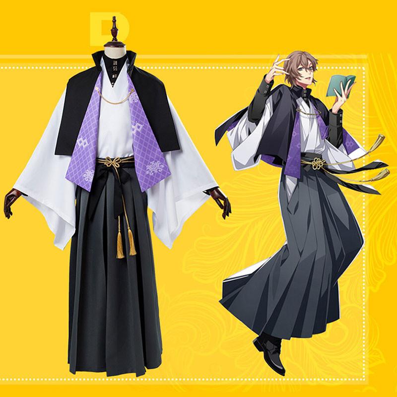 ヒプノシスマイク-Division Rap Battle- 夢野 幻太郎 ファントム 和服 コスプレ衣装