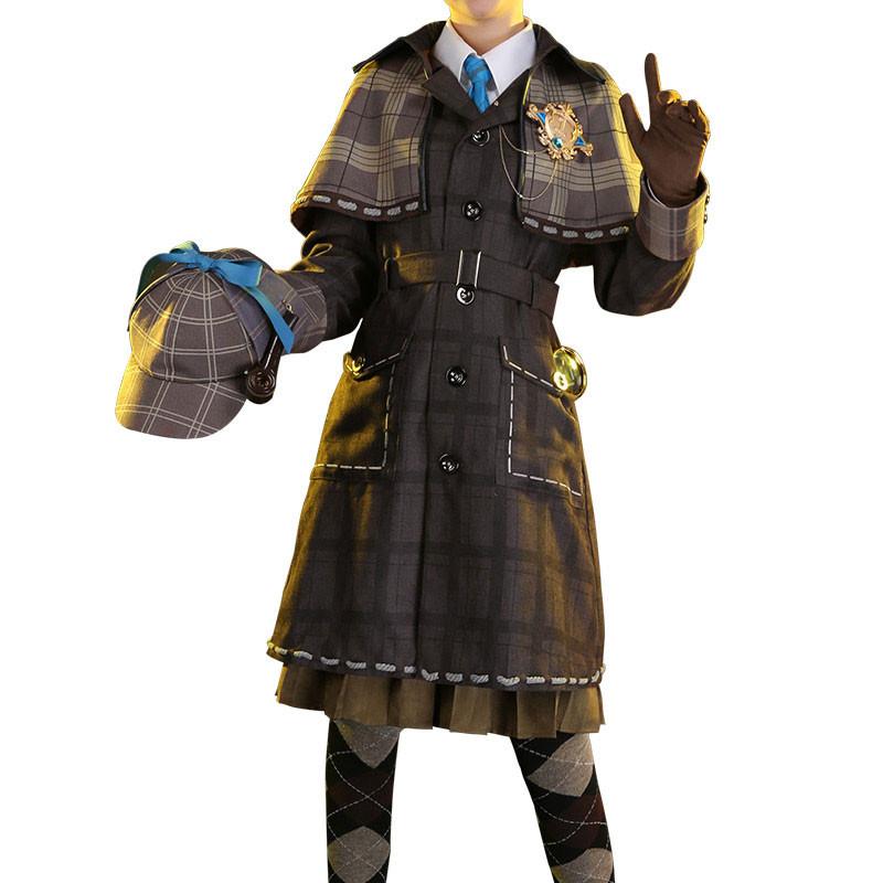 Identity Ⅴ 庭師 エマ・ウッズ 真理の令嬢 オールドスタイル コスプレ衣装