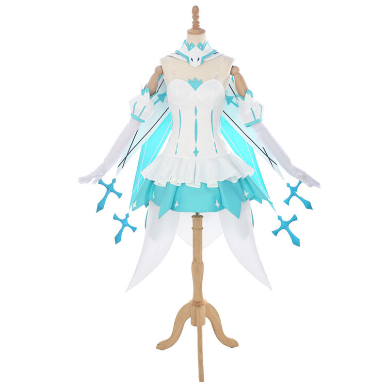 崩壞3rd キアナ·カスラナ Kiana Kaslana  冬の王女様  コスプレ衣装