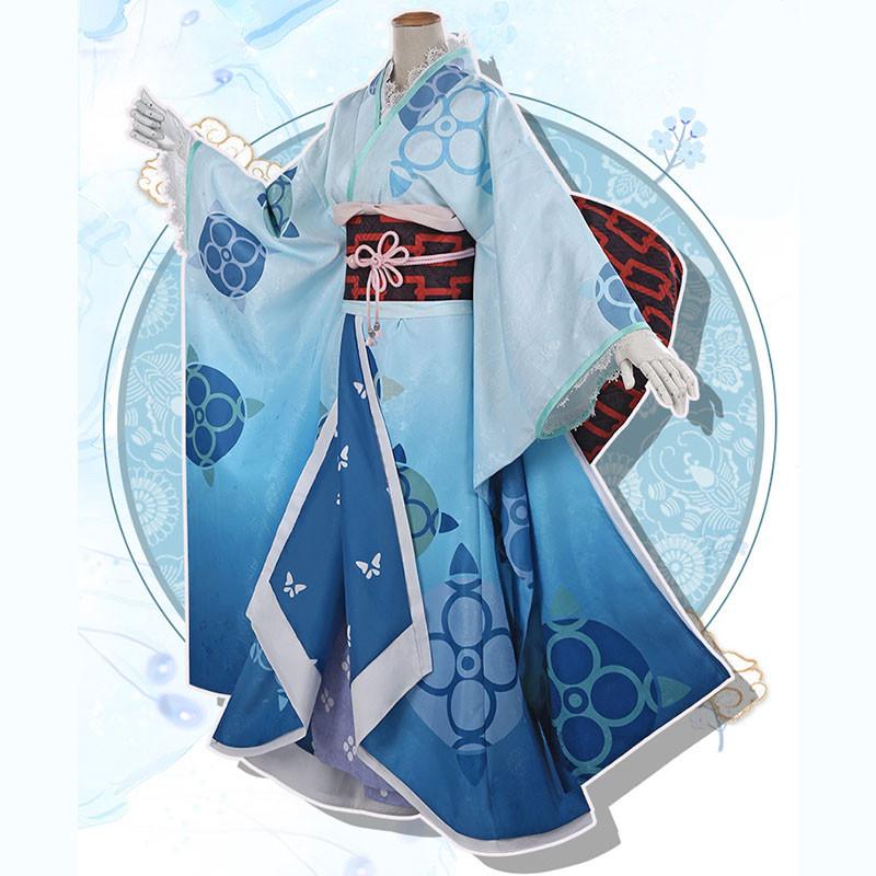 【予約商品】Re:ゼロから始める異世界生活 レム 着物 青色