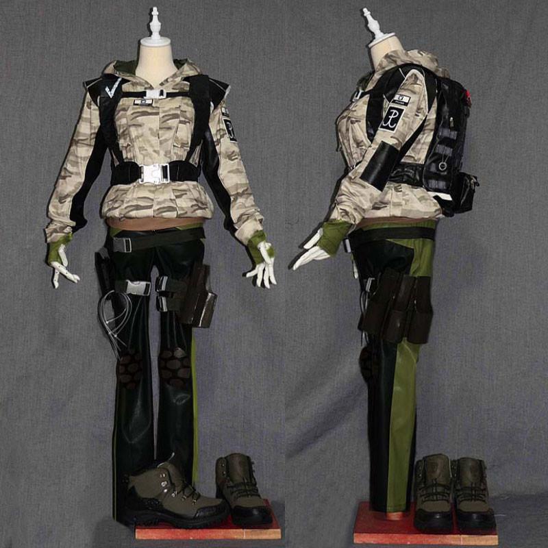 レインボーシックス シージ Tom Clancy`s Rainbow Six Siege エラ ELA コスプレ衣装