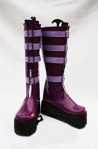 Unlight~アンライト~ シェリ コスプレ靴ブーツ