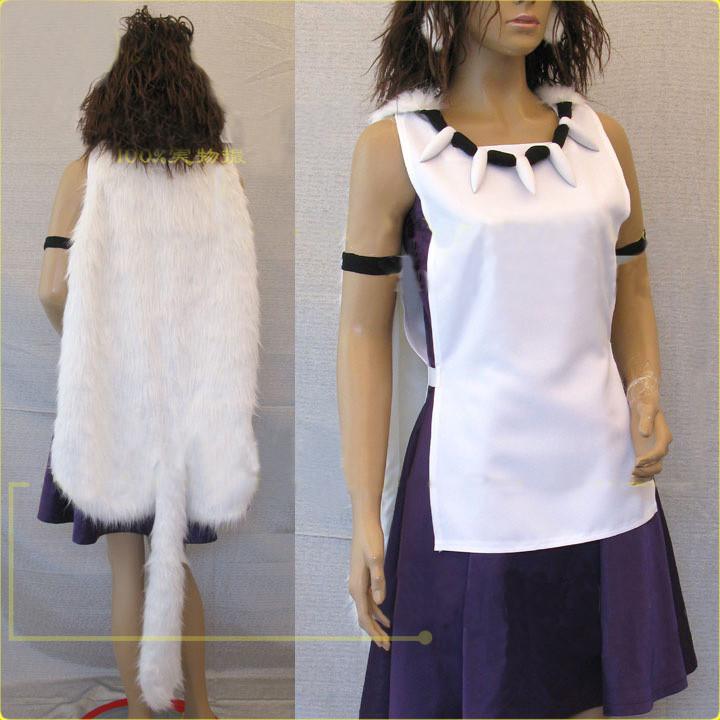 宮崎駿 もののけ姫 サンSan 風 コスプレ衣装 イベント パーティー 変装 仮装 コスチューム