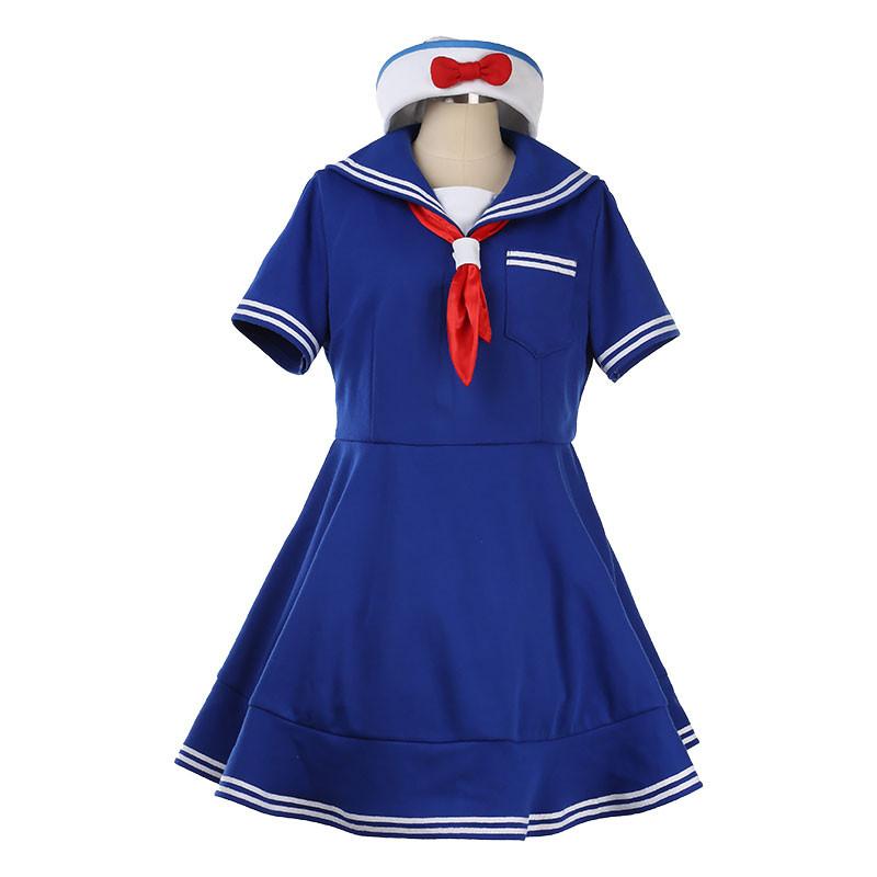 上海ディズニー Disney シェリーメイ ShellieMay ブルー ミニドレス 仮装 コスプレ衣装