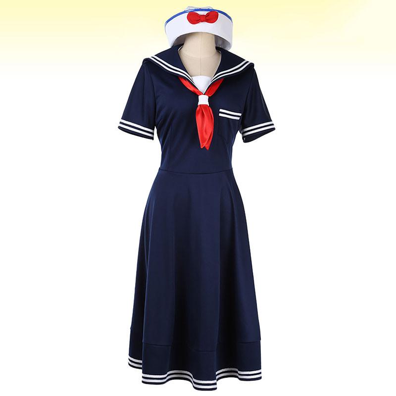 上海ディズニー Disney シェリーメイ ShellieMay ブルー ロングドレス 仮装 おしゃれ コスプレ衣装
