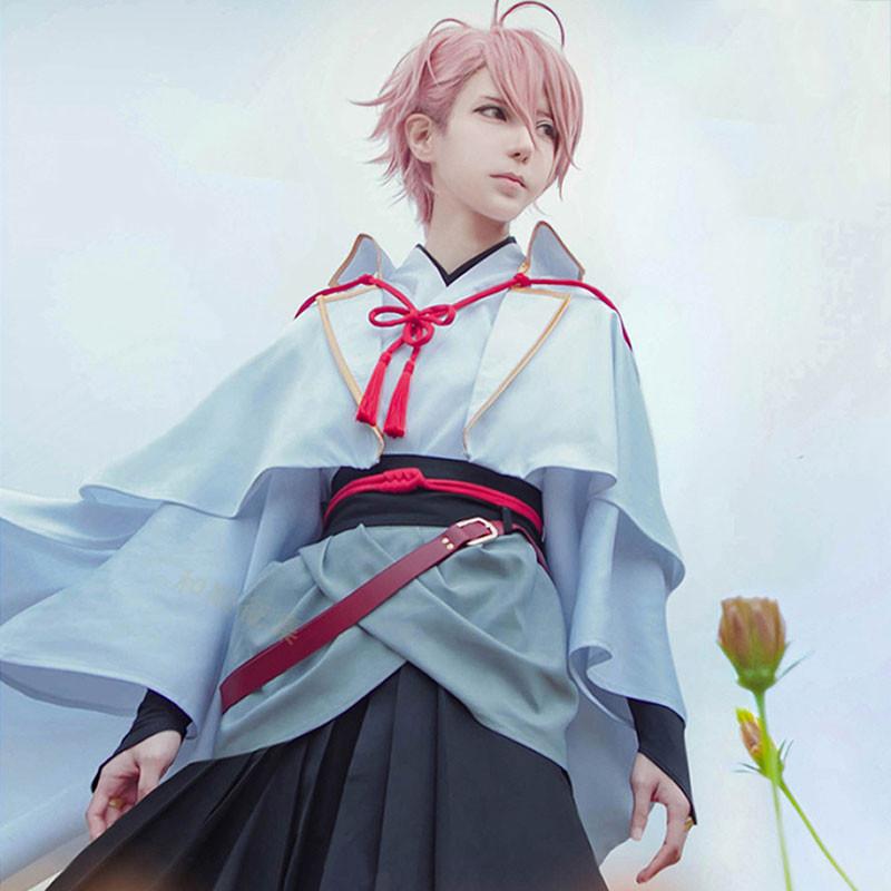 刀剣乱舞-ONLINE- 審神者 コスプレ衣装 巫女服 和服 着物