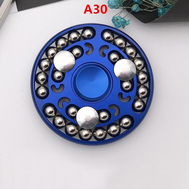 Finger Spinner Hand spinner 小型 手動のプロペラ  指スピナー  様々な形状選択可能