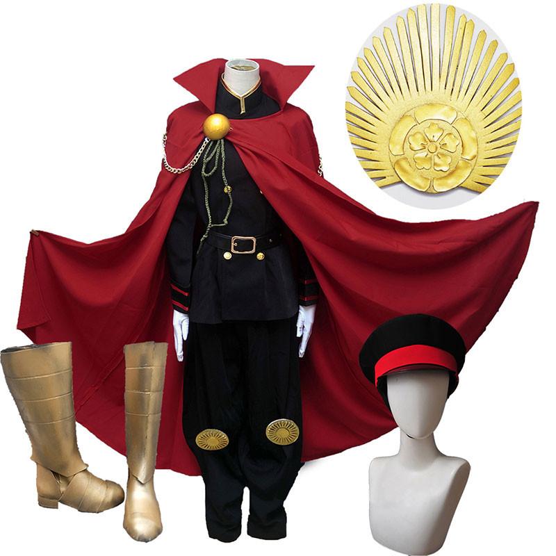Fate Grand Order 織田信長 道具 ウィッグ コスプレ衣装