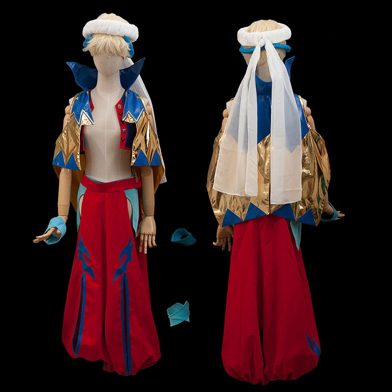 FGO Fate/Grand Order ギルガメッシュ コスプレ衣装 Caster Gilgamesh