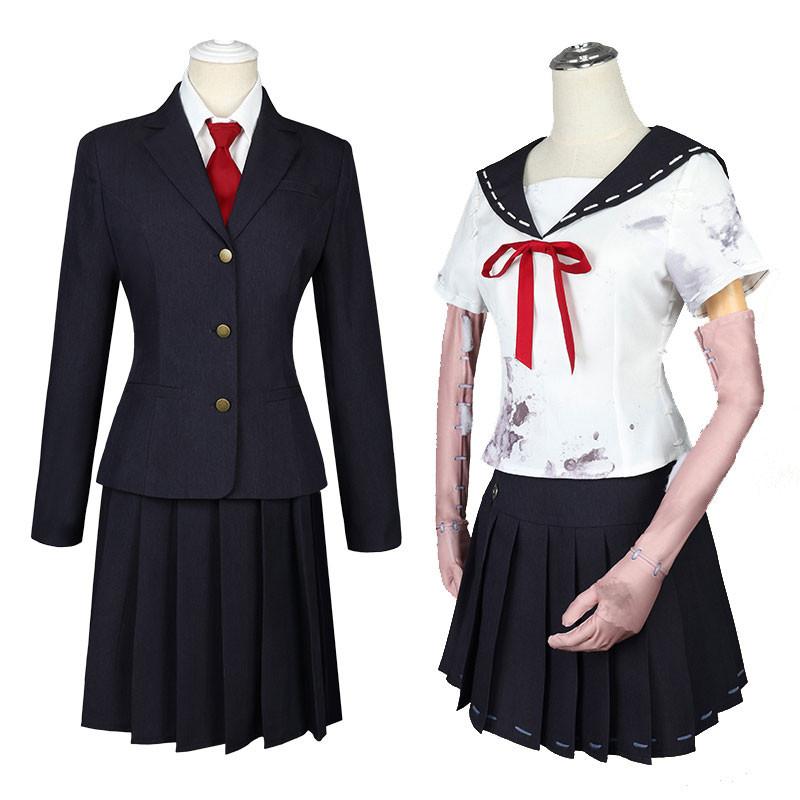 Identity Ⅴ 夢の魔女 川上富江 使徒 黒+白 コスプレ衣装