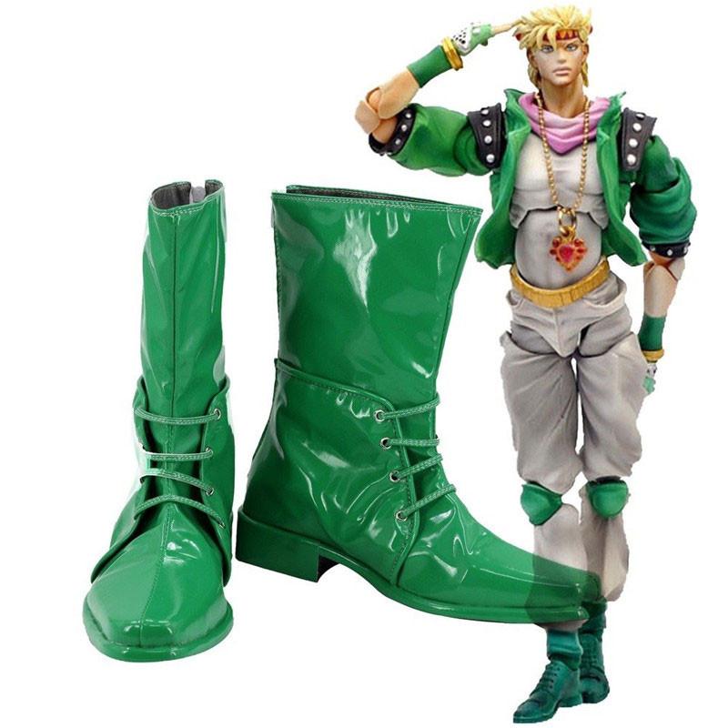 ジョジョの奇妙な冒険 シーザー・アントニオ・ツェペリ  道具 コスプレ靴 靴