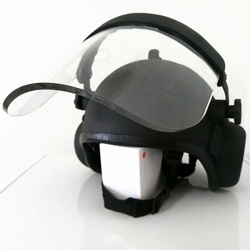 レインボーシックス シージ 兜 バンディット BANDIT IQ R6S 虹6  コスプレ