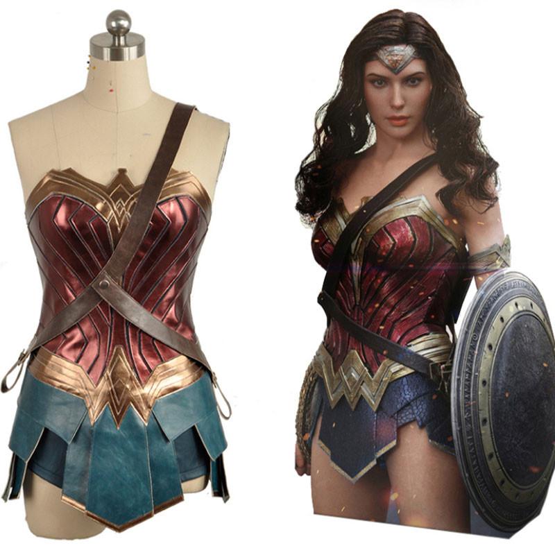 バットマン vs スーパーマン  Batman vs Superman コスプレ衣装 ワンダーウーマン  WonderWoman