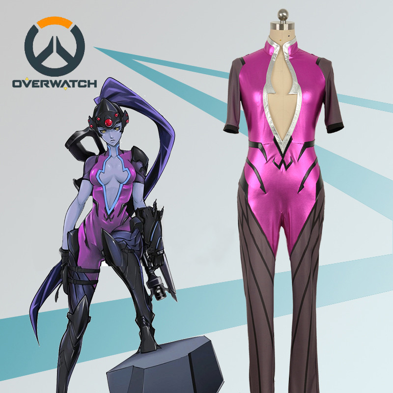 Overwatch オーバーウォッチ  OW ウィドウメイカー (Widowmaker) / アメリ?ラクワ (Amélie Lacroix) コスプレ衣装