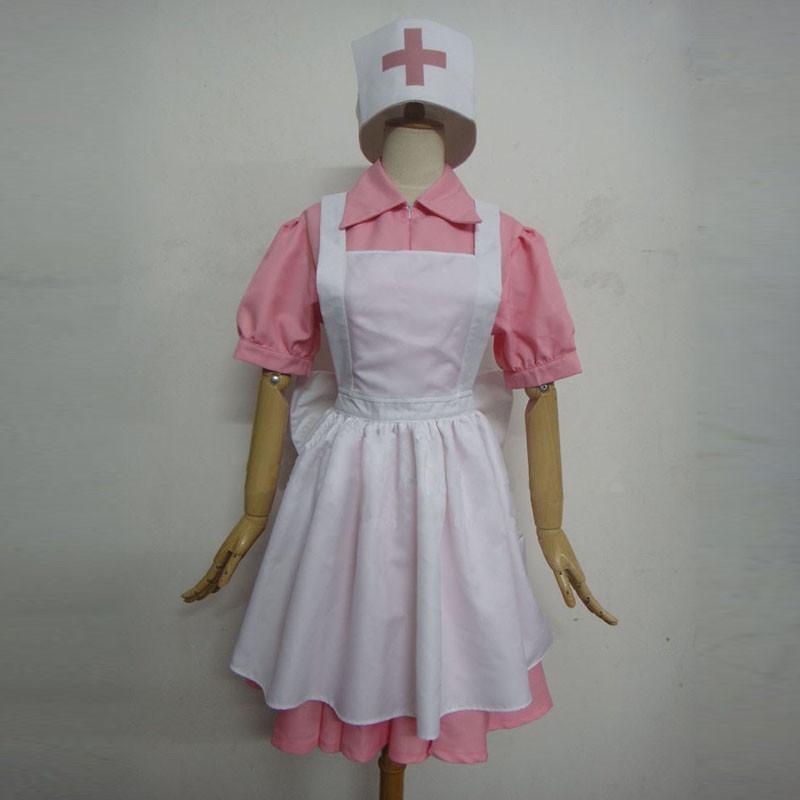 ポケットモンスター Nurse Joy ジョーイさん ナースコスプレ衣装