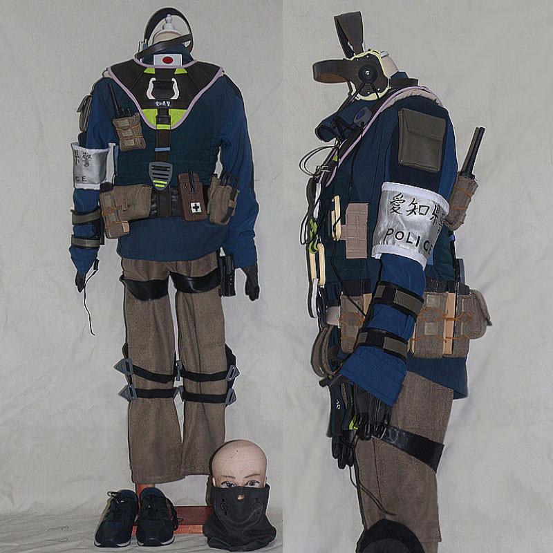 レインボーシックス シージ Tom Clancy`s Rainbow Six Siege エコー ECHO コスプレ衣装
