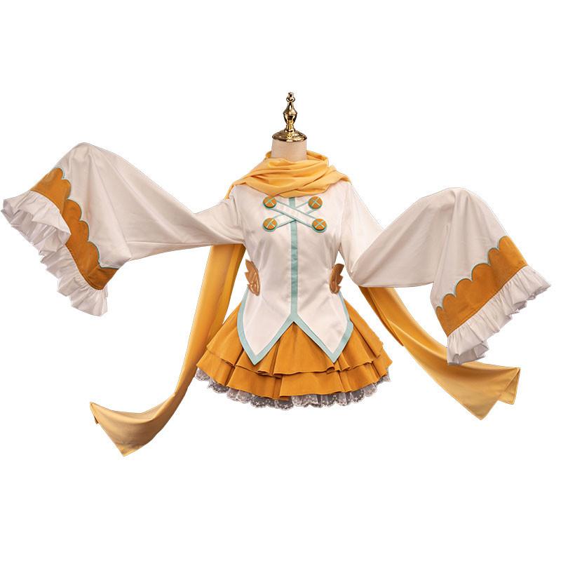 プリンセスコネクト!Re:Dive  宮子 ドレス コスプレ衣装