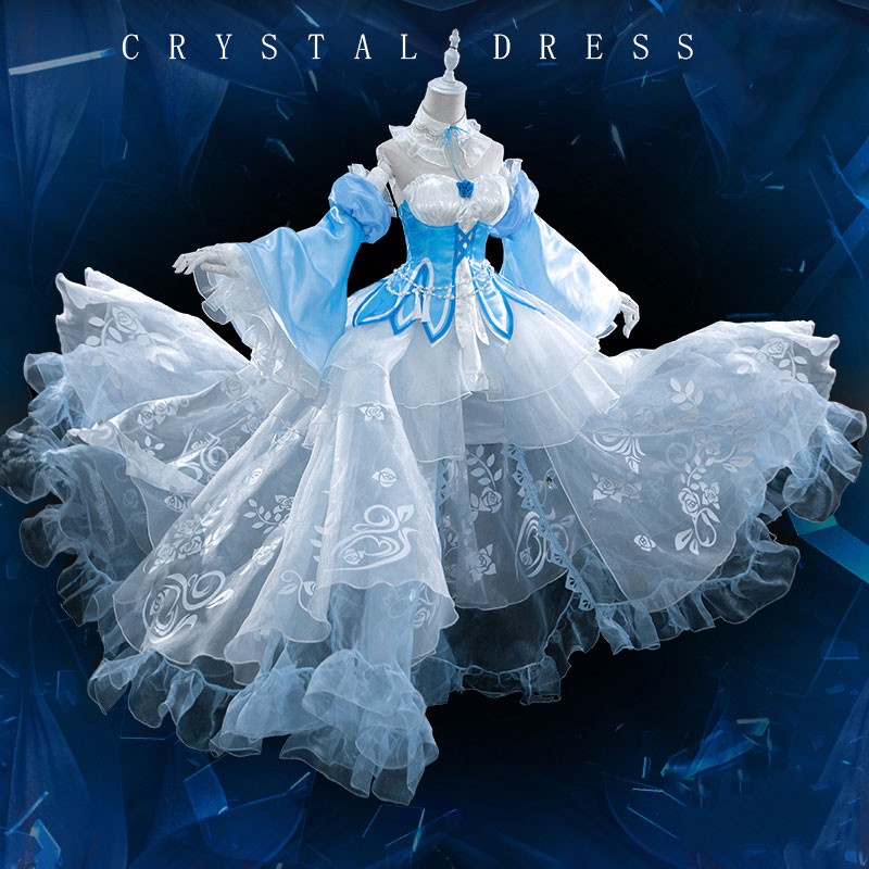 Re:ゼロから始める異世界生活 レム -Crystal Dress Ver 豪華ドレス