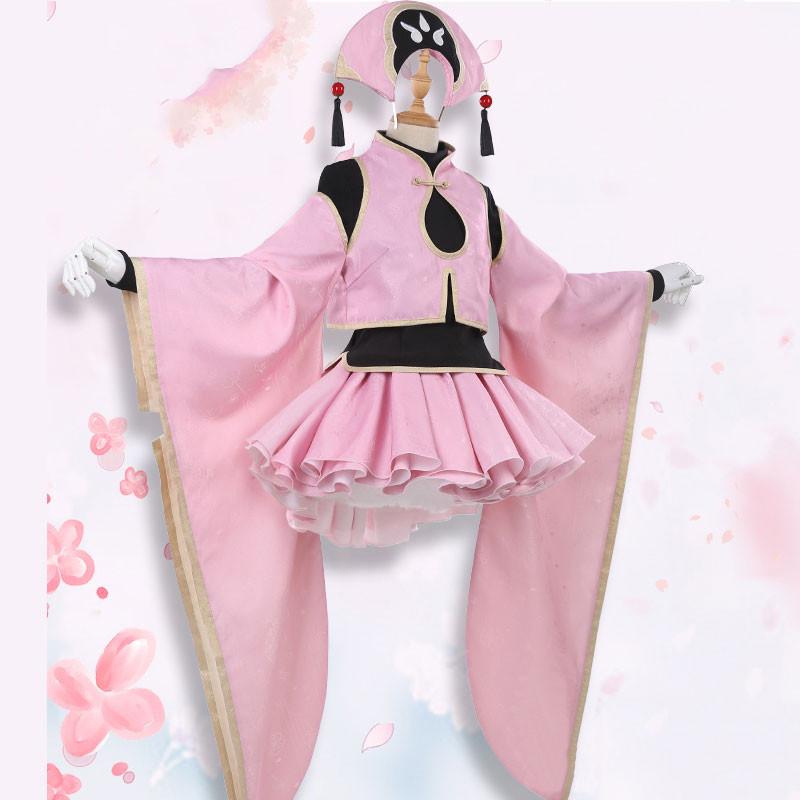 カードキャプターさくら クリアカード編 木之本桜 ピンクの道服