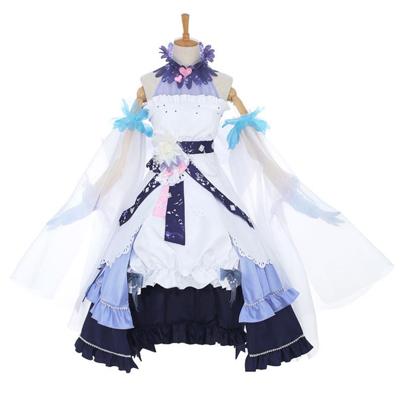 カードキャプターさくら クリアカード編 木之本桜 白雪 コスプレ衣装