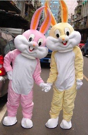 アニメキャラクター衣装 ウサギ 人形 ヌイグルミ 仮装