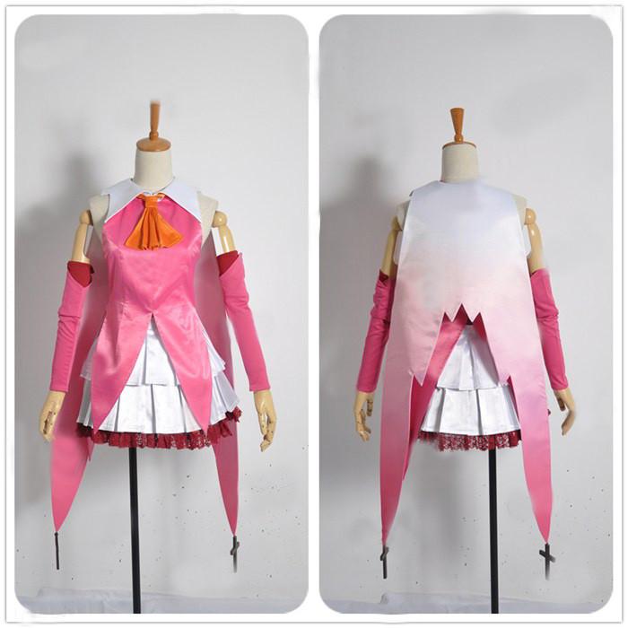 Fate/kaleid liner プリズマ☆イリヤ イリヤ変身服 コスプレ衣装