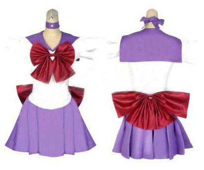 美少女戦士セーラームーン セーラーサターン 土萌ほたる コスプレ衣装 コスチューム セーラー服 変装 仮装