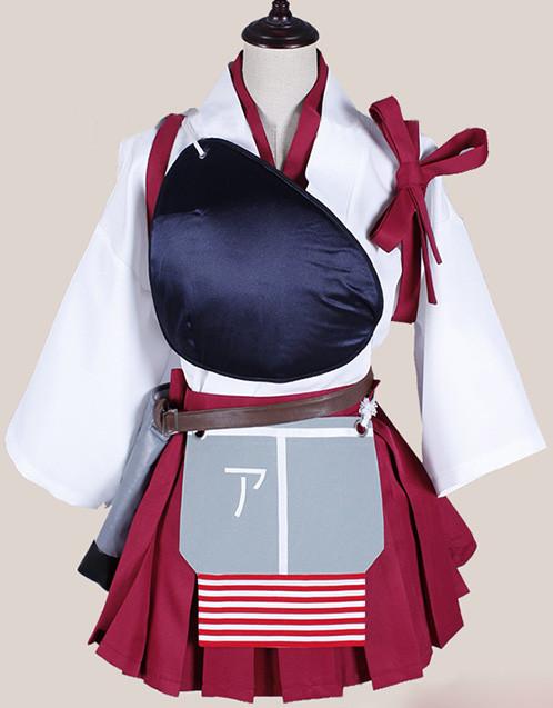 艦隊これくしょん -艦これ- 艦隊Collection 艦これ 赤城 コスブレ衣装 コスチューム