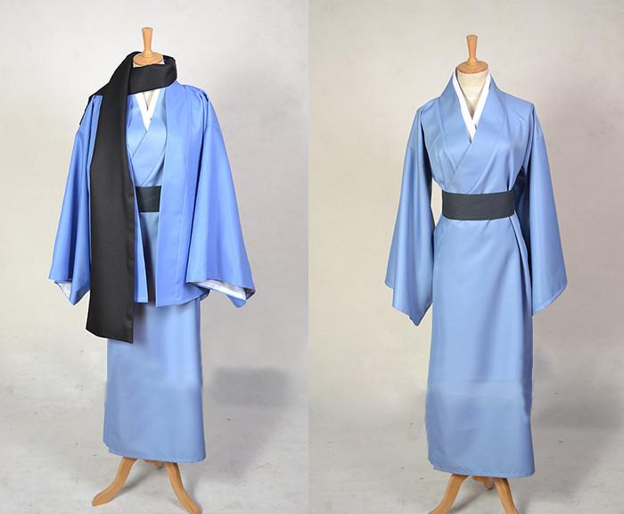 コスプレ新品 神様はじめました 巴衛 和服 コスプレ衣装