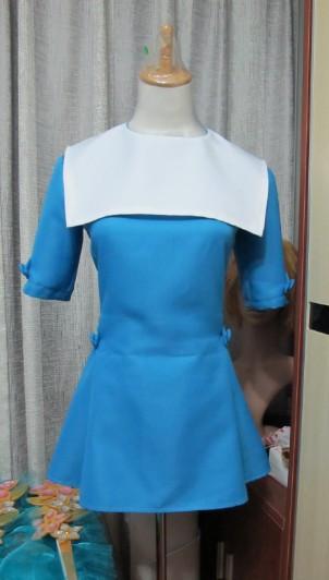 ZONE-00 (ゾーン ゼロゼロ)白百合姫風コスプレ衣装/コスチューム/変装/制服