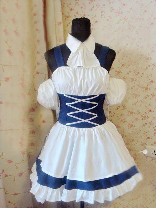 Chobitsちょびっツ ちぃ メイド服 コスプレ衣装