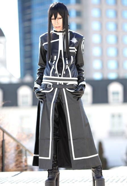 D.Gray-man ディーグレイマン 教団服 神田ユウ 神田優 第2代 エクソシスト コスプレ衣装
