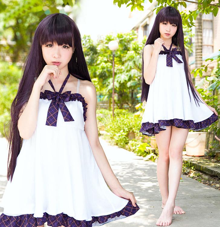 俺の妹がこんなに可愛いわけがない (俺の妹) 黒猫(くろねこ) ワンピース コスプレ衣装