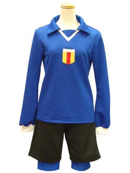 イナズマイレブン イタリア代表 オルフェウス コスプレ衣装 コスチューム