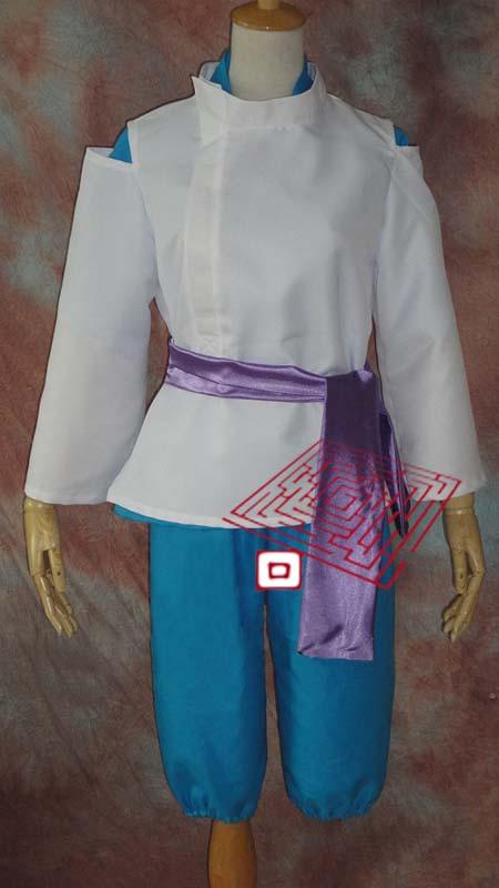 千と千尋の神隠し ニギハヤミコハクヌシ 白龍 コスプレ衣装