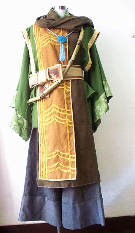 真?三國無双7  龐統 コスプレ衣装