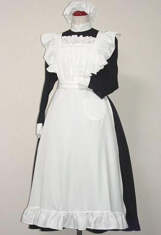 コスプレ衣装 萌えメイド服 メイドドレス コスチューム衣装