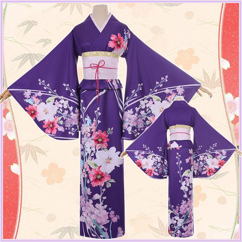 御坂 美琴 とある科学の超電磁砲 コスプレ 和服 新春の着物