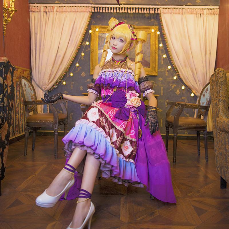 夢王国と眠れる100人の王子様 トルマリ 蝶夜会 洋服 パーティー コスプレ衣装衣装