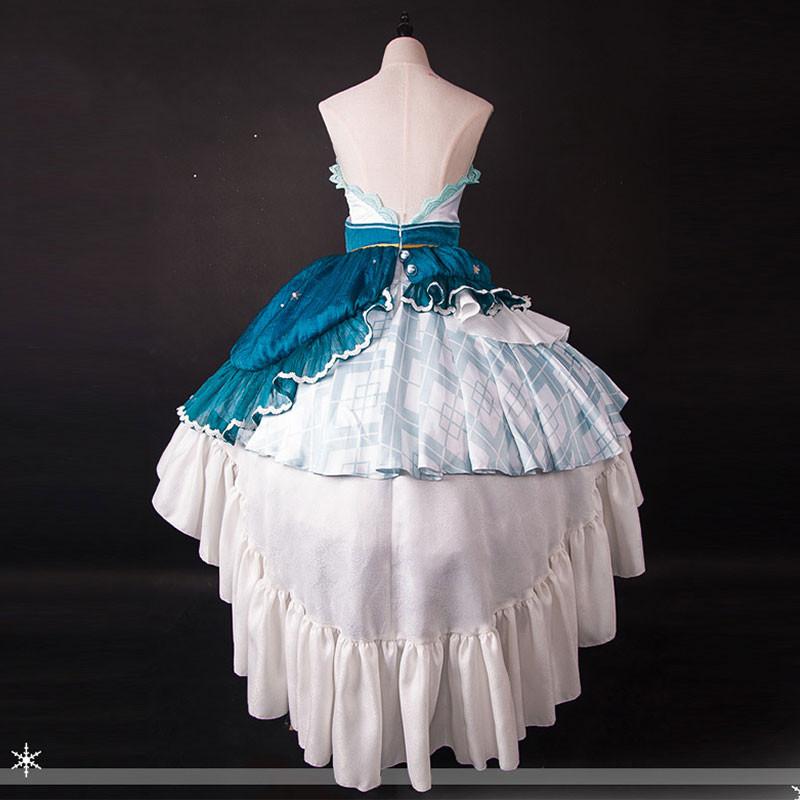 【おすすめ】VOCALOID ボーカロイド  SNOW MIKU 2019 雪ミク 初音ミク コスプレ衣装 白色