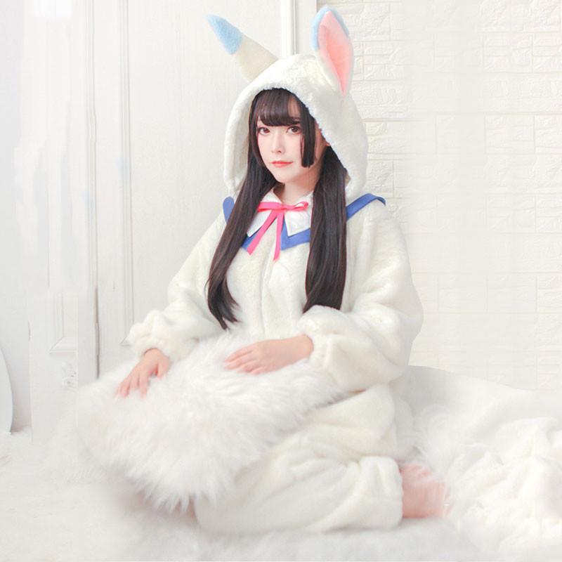Fate/Grand Order シャムパジャマ フォウ マシュ コスプレ衣装 可愛い
