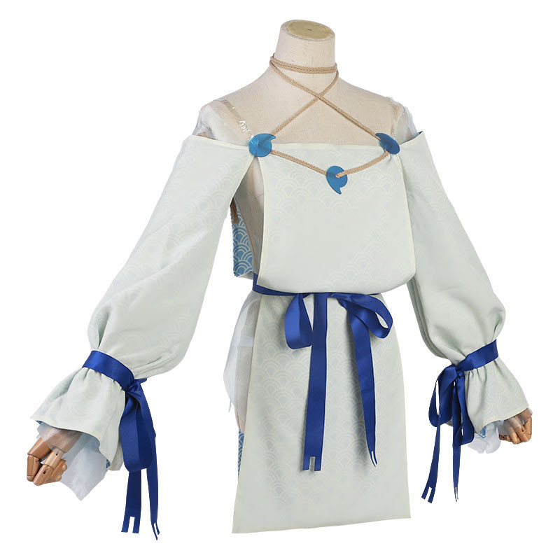 フェイト/グランドオーダー   Fate/Grand Order  宇津見エリセ 可愛 ドレス コスプレ衣装