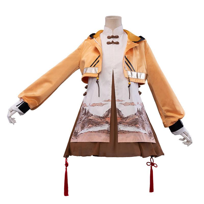 Fate/Grand Order フェイトグランドオーダー FGO 可愛 ぐだ子四周年 仮装 コスプレ衣装