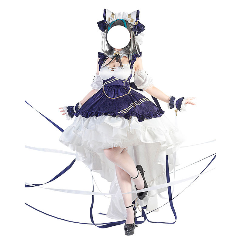 アズールレーン Azur Lane ドレス  アニメ  制服 オーダーメイド コスプレ衣装