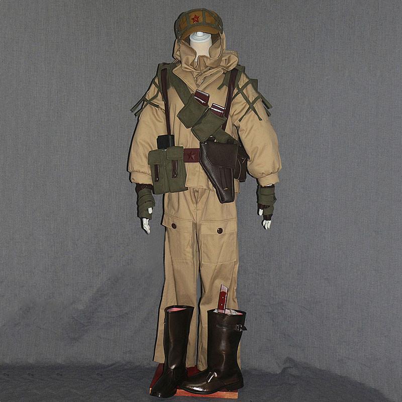 レインボーシックス  シージ Rainbow Six Siege カプカン KAPKAN コスプレ衣装 セット R6S