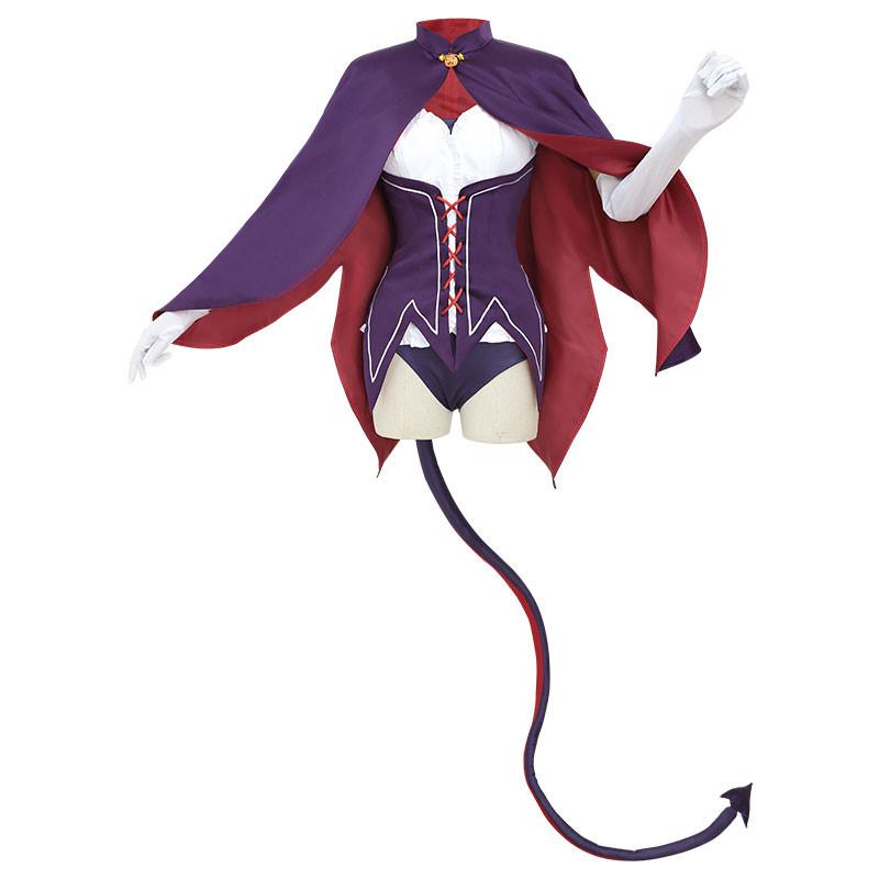 Re:ゼロから始める異世界生活 レム ハロウィン 可愛 コスプレ衣装