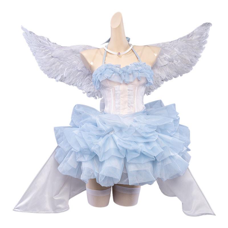 Re:ゼロから始める異世界生活 レム 天使服 コスチューム