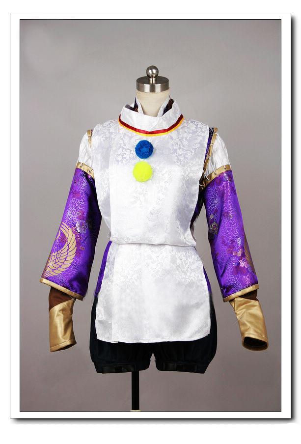 戦国無双3 森蘭丸(もり らんまる)風 コスプレ衣装