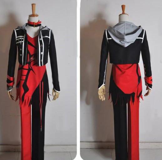 AMNESIAアムネシア シン(SHIN)コスプレ衣装