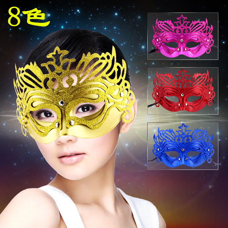 ハロウィン 女 お面 仮面イベント パーティー クラウン ハロウィン コスプレ 道具